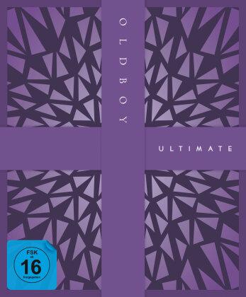 Oldboy (2003) (Limited Edition, Ultimate Edition, Uncut, 3 Blu-rays + DVD + CD)