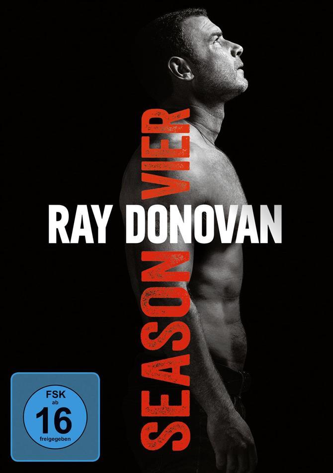 Ray Donovan - Staffel 4 (4 DVDs)
