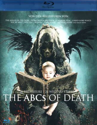 The ABCs of Death (2012) (Uncut)