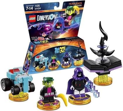 LEGO Dimensions Team Pack - Teen Titans Go