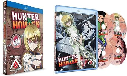 Hunter X Hunter - Volume 3 (2011) (4 Blu-rays)