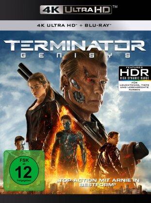 Terminator 5 (2015) (4K Ultra HD + Blu-ray)