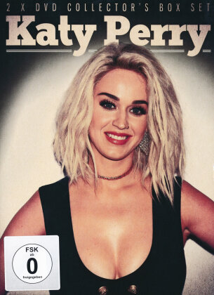 Katy Perry - DVD Collector's Box Set (Inofficial, 2 DVDs)