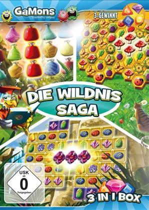 GaMons - Die Wildnis Saga
