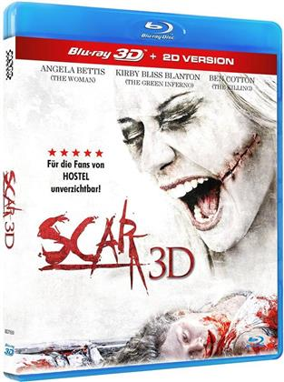 Scar 3D (2007) (Limited Edition, Uncut)