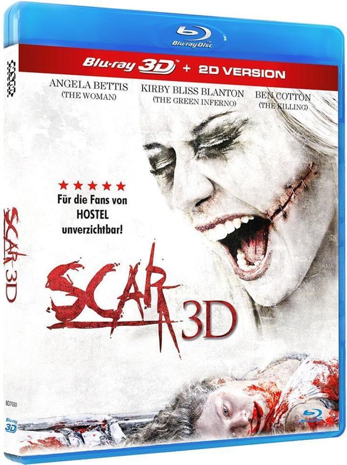 Scar 3D (2007) (Limited Edition, Uncut)