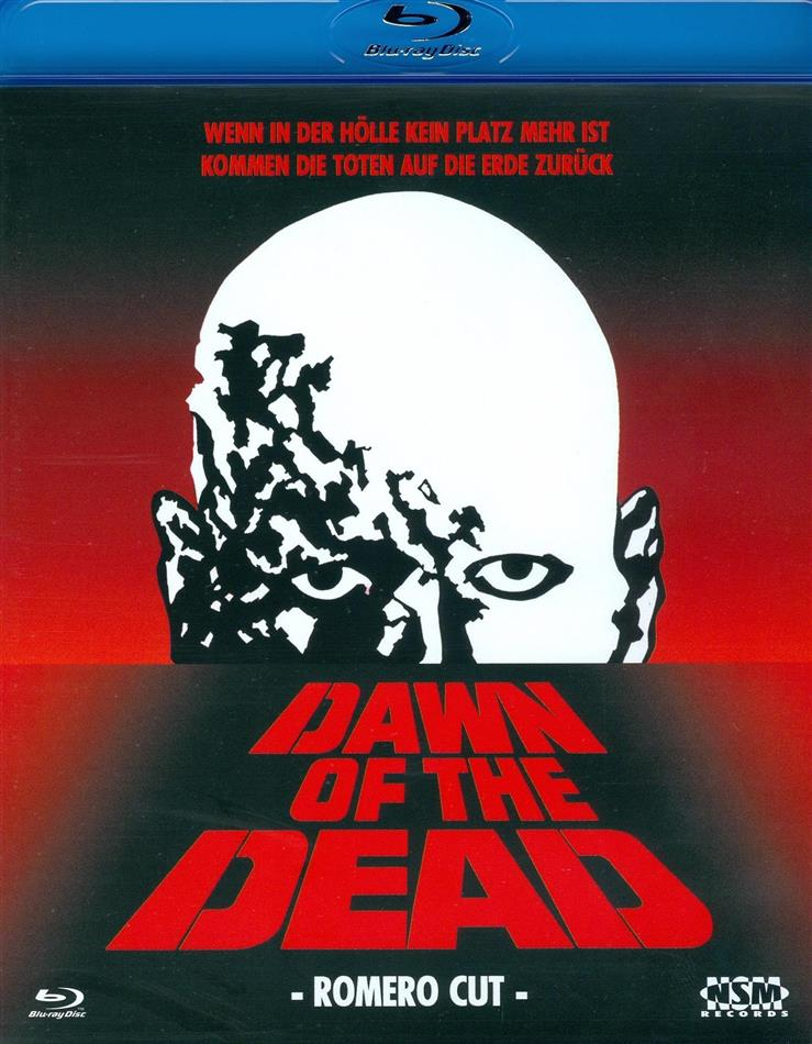Dawn of the Dead - Romero Cut (1978) (Wendecover, Uncut)