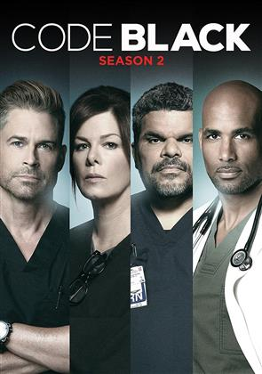 Code Black - Season 2 (4 DVDs)