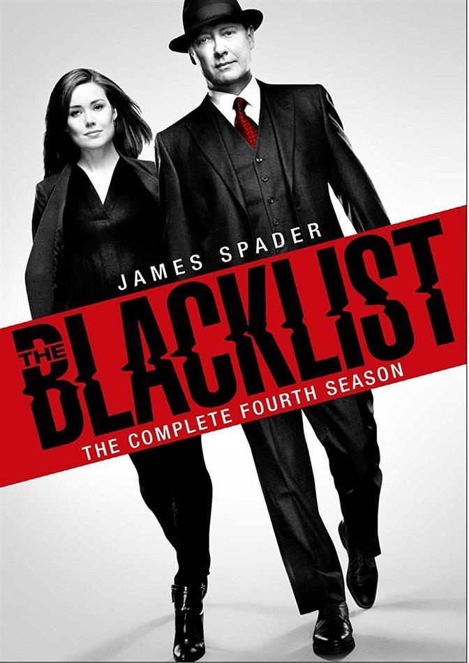 The Blacklist - Season 4 (5 Blu-rays)