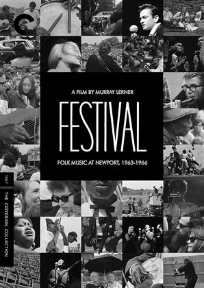 Varous Artists - Festival - Folk Music at Newport, 1963-1966 (Criterion Collection)