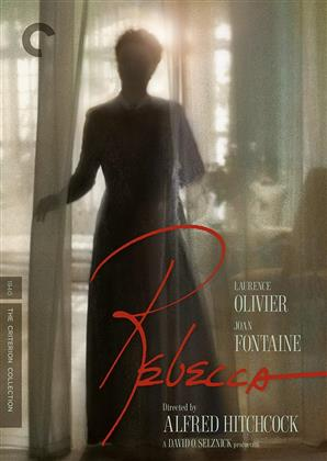 Rebecca (1940) (b/w, Criterion Collection)