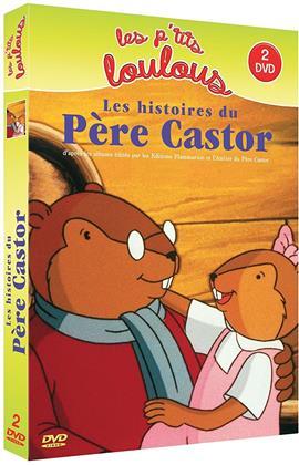 Les p'tits Loulous - Les histoires du Père Castor (2 DVDs)