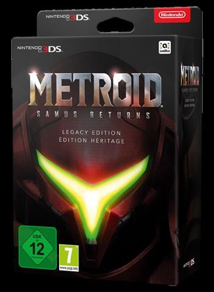 Metroid: Samus Returns (Limited Edition)