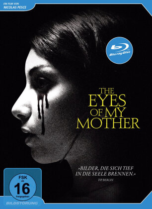 The Eyes of my Mother (2016) (Bildstörung, s/w, Uncut)