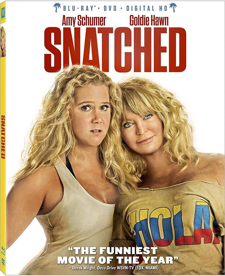 Snatched (2017) (Blu-ray + DVD)