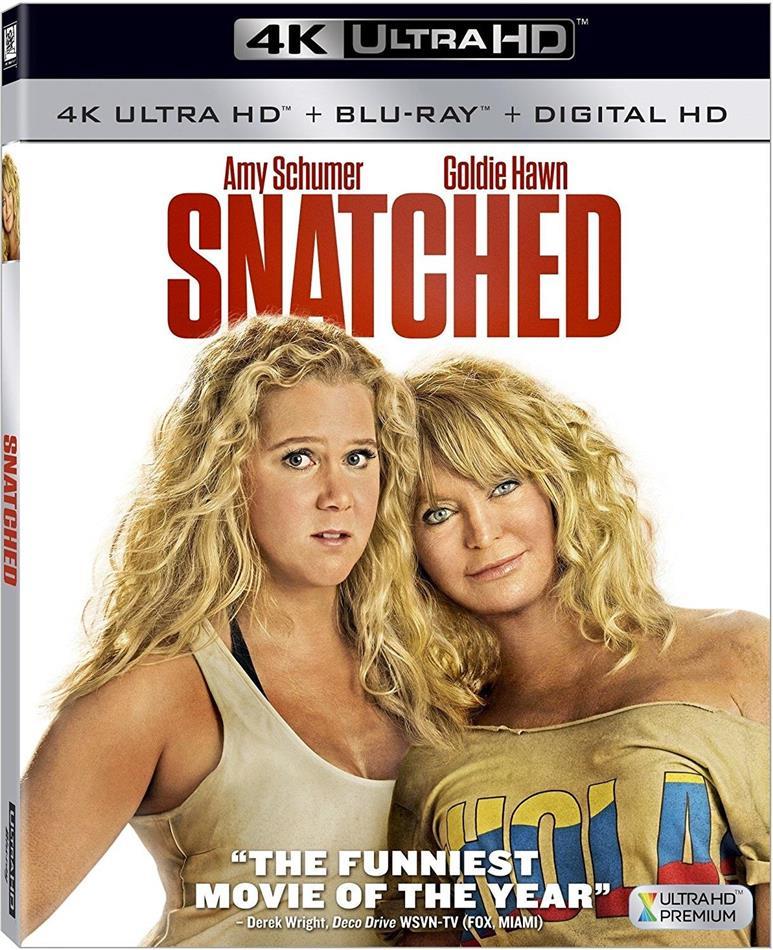 Snatched (2017) (4K Ultra HD + Blu-ray)