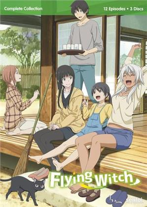 Flying Witch - Complete Collection (3 DVDs)