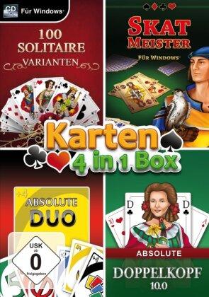 Karten - 4in1 Box