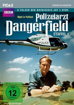 Polizeiarzt Dangerfield - Staffel 1 (Pidax Serien-Klassiker, 2 DVD)