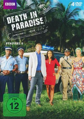 Death in Paradise - Staffel 6 (4 DVDs)