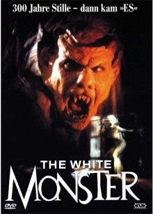 The White Monster (1988) (Wendecover)
