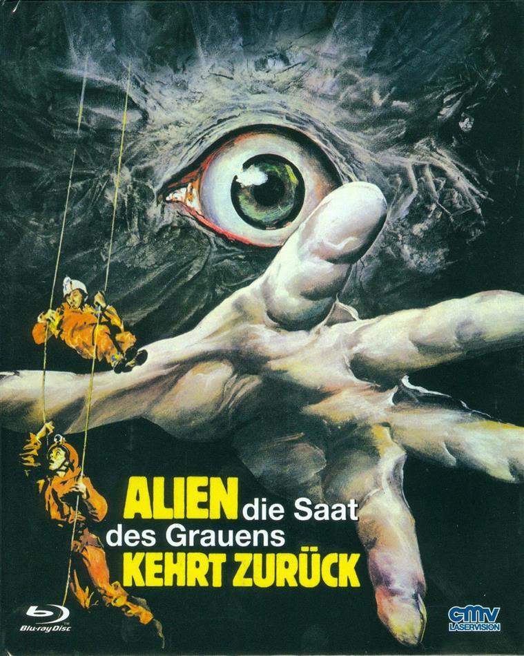 Alien 2 - Die Saat des Grauens kehrt zurück (1980) (Cover A, Digipack, Uncut)