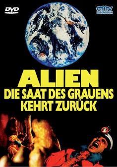 Alien 2 - Die Saat des Grauens kehrt zurück (1980) (Cover A, Kleine Hartbox, Trash Collection, Uncut)
