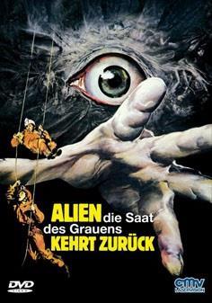 Alien 2 - Die Saat des Grauens kehrt zurück (1980) (Cover B, Kleine Hartbox, Trash Collection, Uncut)