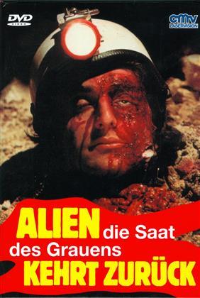 Alien 2 - Die Saat des Grauens kehrt zurück (1980) (Cover C, Kleine Hartbox, Trash Collection, Uncut)