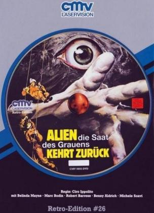 Alien 2 - Die Saat des Grauens kehrt zurück (1980) (Retro Edition, Limited Edition, Uncut)