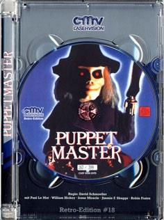 Puppet Master (1989) (Retro Edition, Limited Edition, Uncut, Unrated)