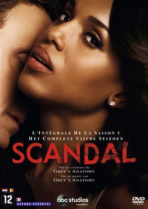 Scandal - Saison 5 (6 DVDs)
