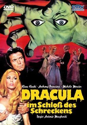 Dracula im Schloss des Schreckens (1971) (Cover B, Kleine Hartbox, Uncut)