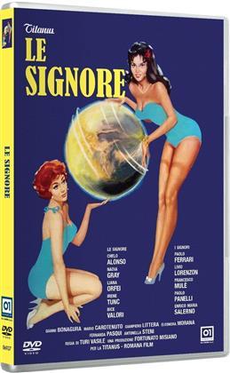 Le signore (1960) (Titanus, s/w)