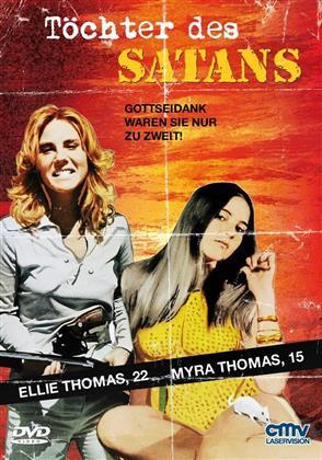 Töchter des Satans (1972) (Kleine Hartbox, Trash Collection, Cover B, Uncut)