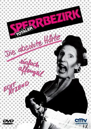 Total Sperrbezirk (1980) (Cover B, Kleine Hartbox, Trash Collection, Uncut)