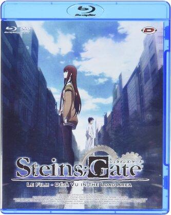 Steins Gate - Le film (2013) (Blu-ray + DVD)