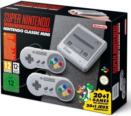 Nintendo Classic Mini: Super NES Classic Edition