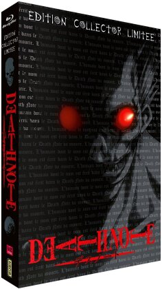 Death Note - Intégrale (Collector's Edition, Limited Edition, 6 Blu-rays)