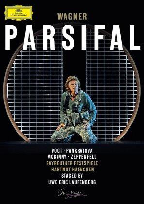Bayreuther Festspiele Orchestra, Hartmut Haenchen, … - Wagner - Parsifal (Deutsche Grammophon, Bayreuther Festspiele)