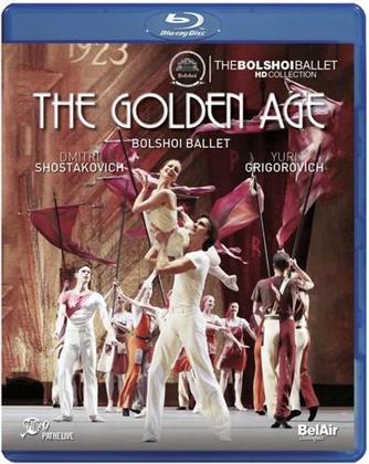 Bolshoi Ballet & Orchestra, Pavel Klinichev, … - Shostakovich - The Golden Age (Bel Air Classique)