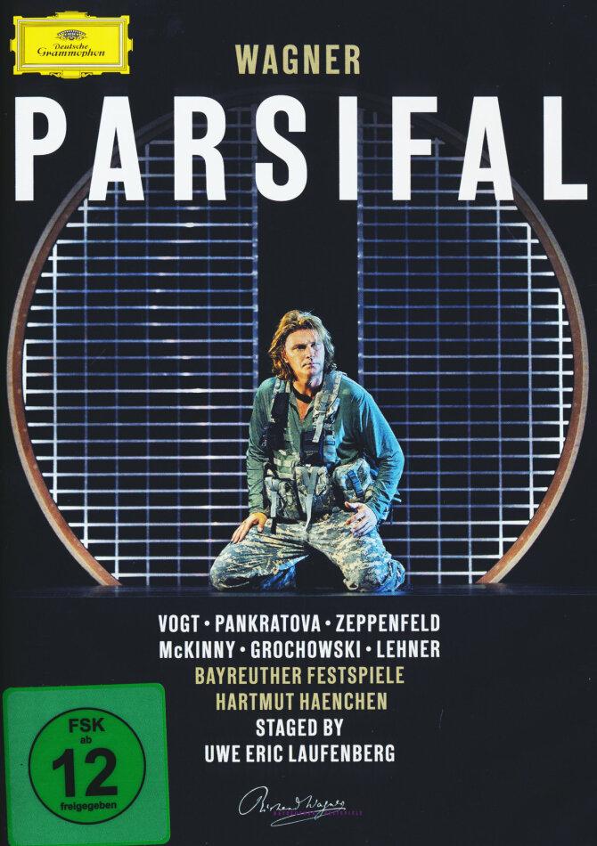Bayreuther Festspiele Orchestra, Hartmut Haenchen, … - Wagner - Parsifal (Deutsche Grammophon, Bayreuther Festspiele, 2 DVDs)