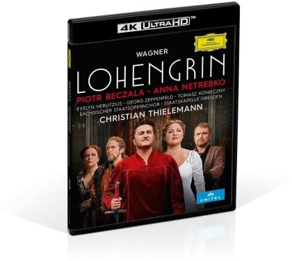 Sächsische Staatskapelle Dresden, Christian Thielemann, … - Wagner - Lohengrin (Deutsche Grammophon, Unitel Classica)