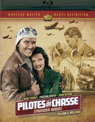 Pilotes de chasse (1942) (Hollywood Legends, s/w)