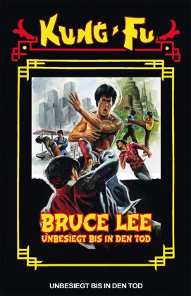 Bruce Lee - Unbesiegt bis in den Tod (1976) (Cover B, Grosse Hartbox, Edizione Limitata)
