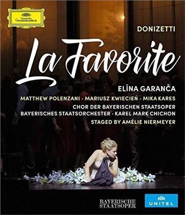 Bayerisches Staatsorchester, Karel Mark Chichon, … - Donizetti - La Favorite (Deutsche Grammophon, Unitel Classica)