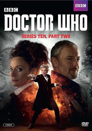 Doctor Who - Series 10 Part 2 (BBC, 2 DVD)