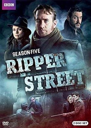 Ripper Street - Season 5 - The Final Season (BBC, 2 DVDs)