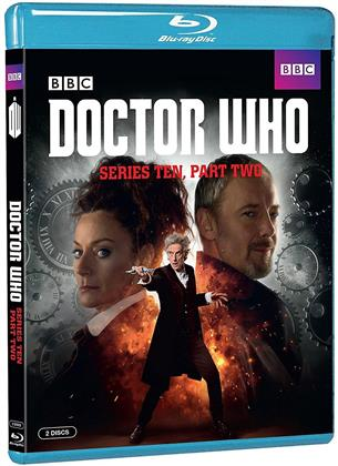 Doctor Who - Series 10 Part 2 (BBC, 2 Blu-ray)