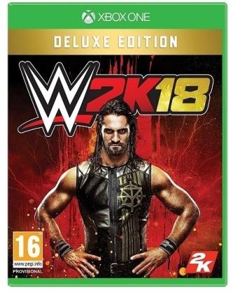 WWE 2K18 (German Deluxe Edition)